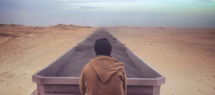 train in mauritania