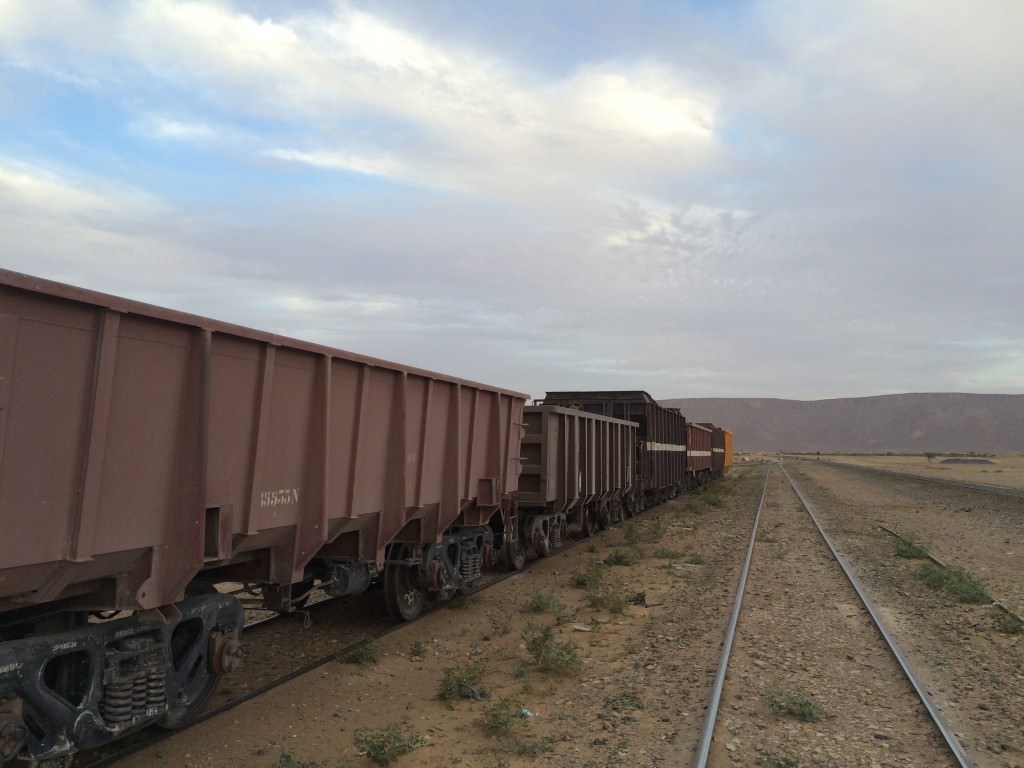 mauritania train