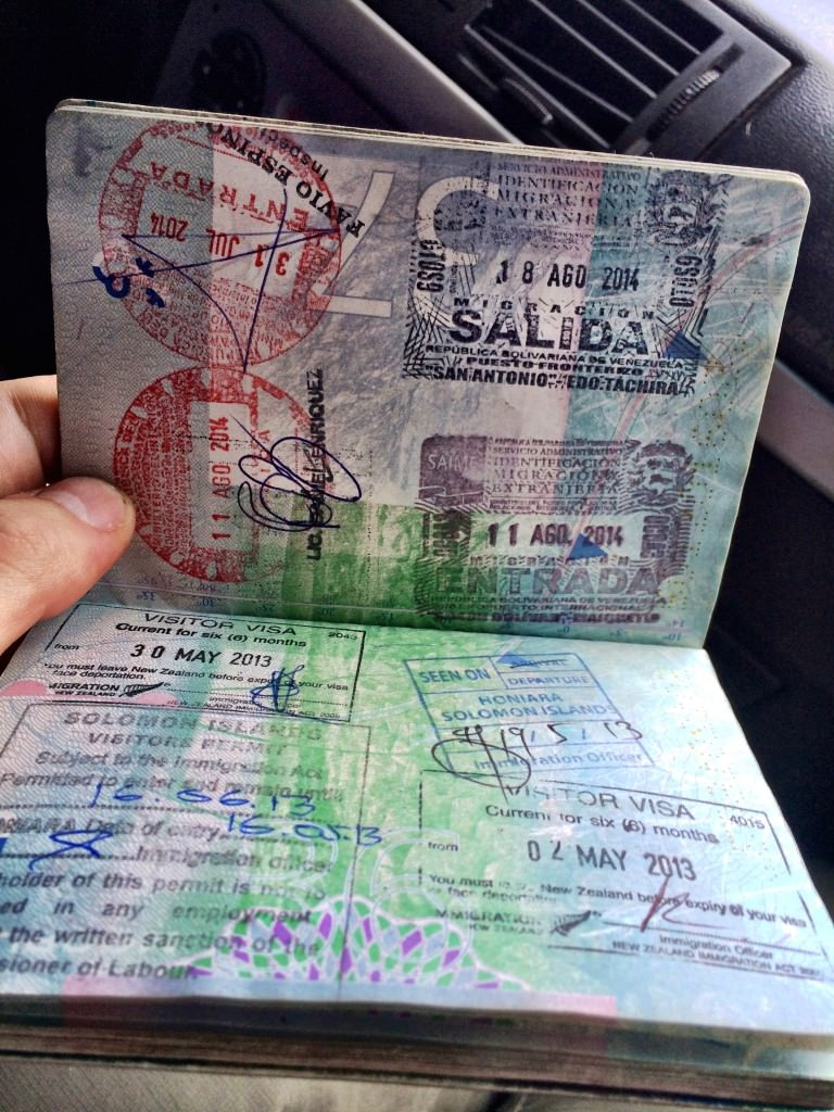 colombian visa in venezuela