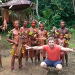 Witnessing A 'Sing-Sing' In Papua New Guinea