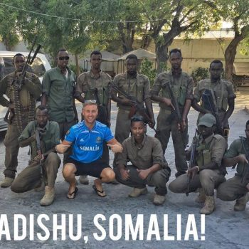 traveling to somalia