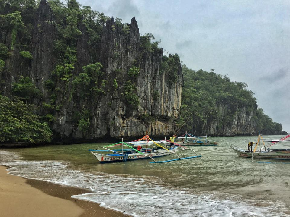 7 natural wonder of the world underground river