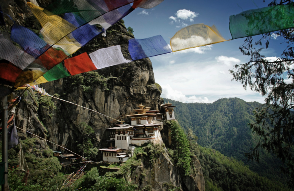 tiger's nest bhutan hike
