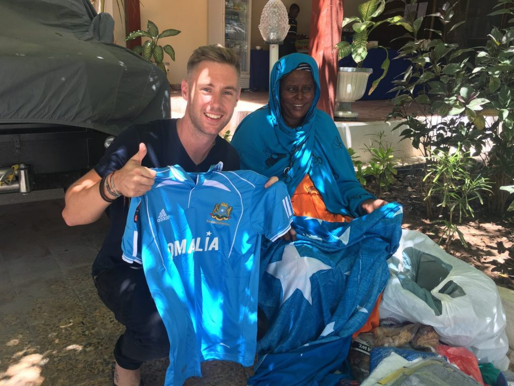 somalian football shirt
