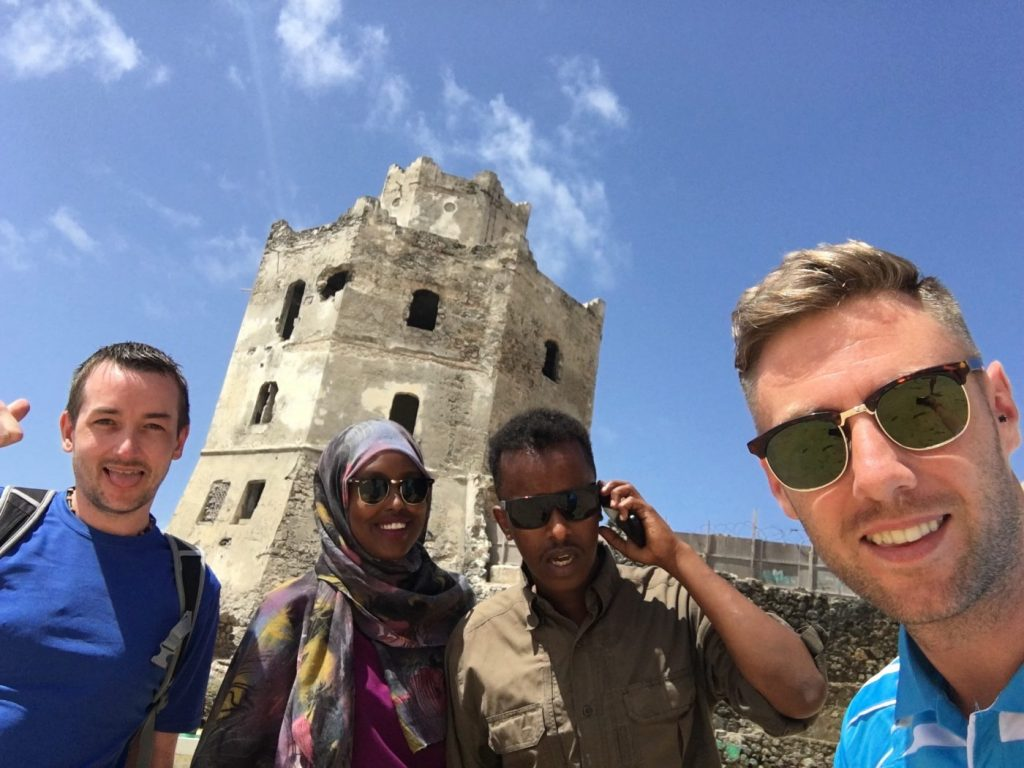 Is it safe to visit Somalia?