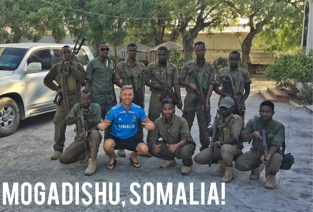 traveling on mogadishu