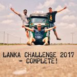 Riding TukTuks Across Sri Lanka on the 'Lanka Challenge'