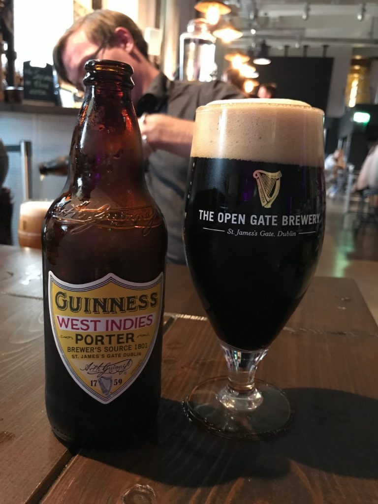 Open Gate Brewery, Guinness Storehouse