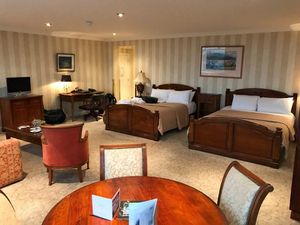 Hotel Meyrick review