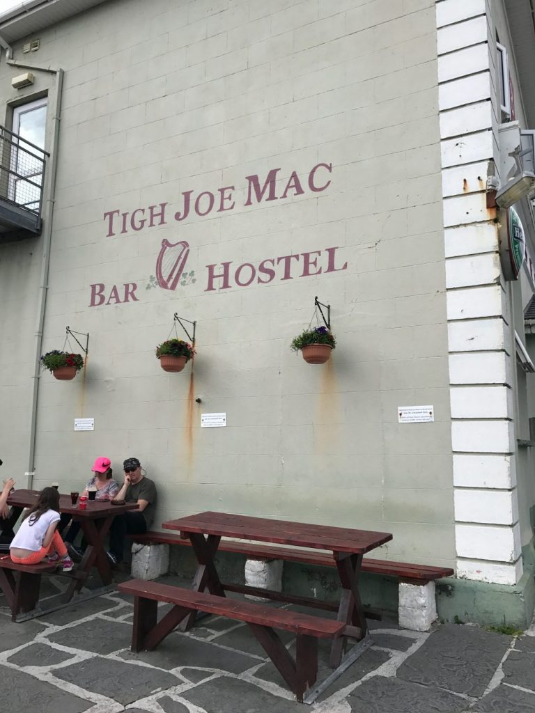Tigh Joe Mac, Inishmore