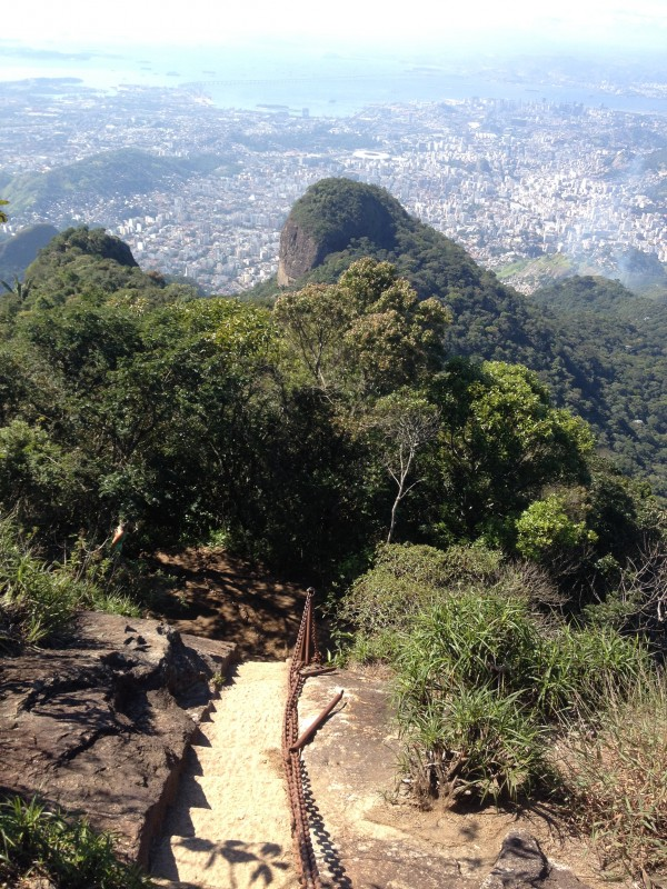 Hike to Christ the Redeemer