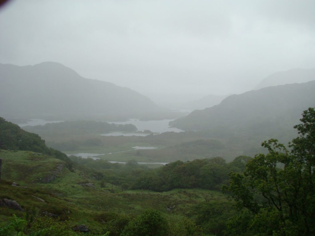 Ring of Kerry bad weather