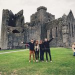 The Rock of Cashel, Cashel Castle; Irish Road Trip Day 1