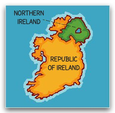 Northern Ireland and Ireland