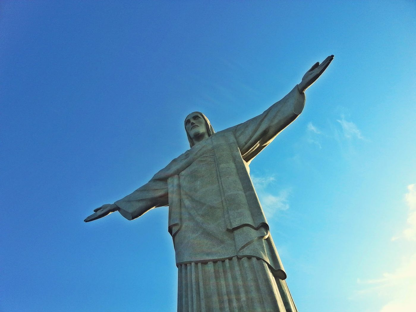 visiting Christ the Redeemer Statue