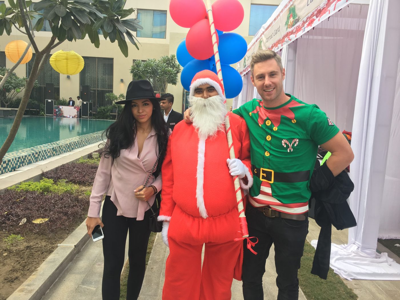 Courtyard by Marriott Christmas