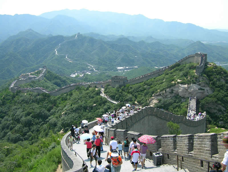 Beijing to Badaling Great Wall
