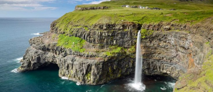 I'm off to the beautiful Faroe Islands in May