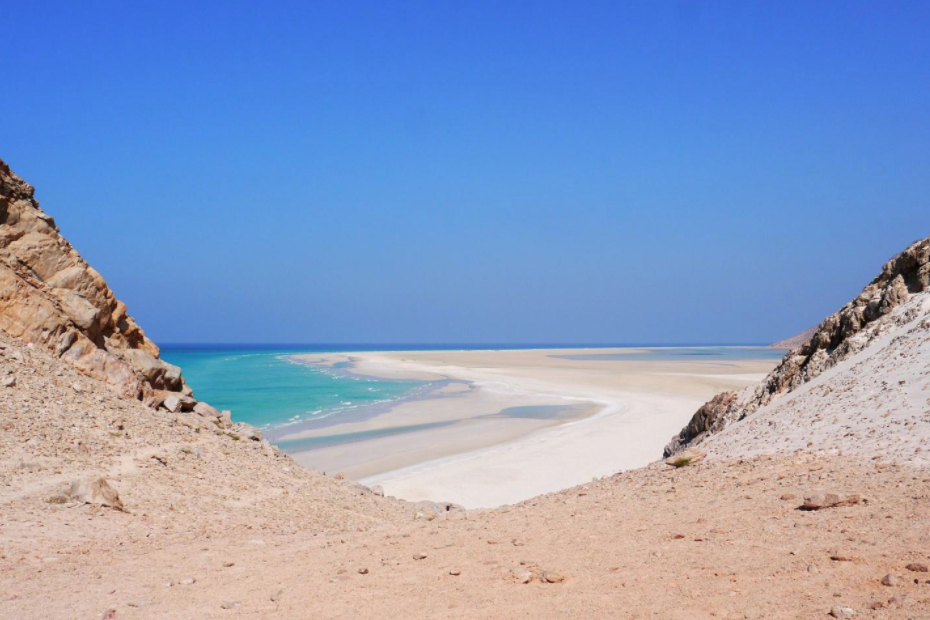 Traveling to Socotra