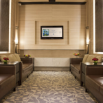 Priority Pass Lounge Access at New Delhi Indira Gandhi Airport; ITC HOTELS GREEN LOUNGE