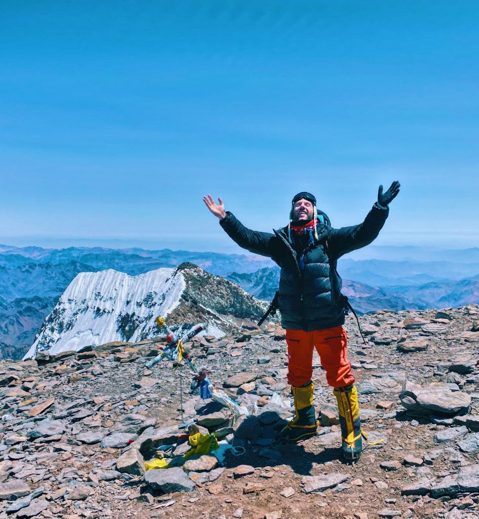how to climb aconcagua