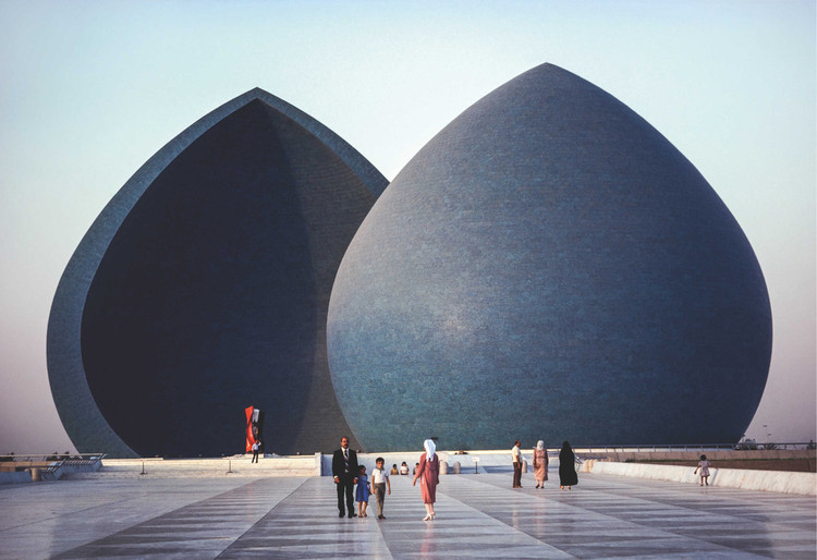 The Martyr Monument, Baghdad, Iraq