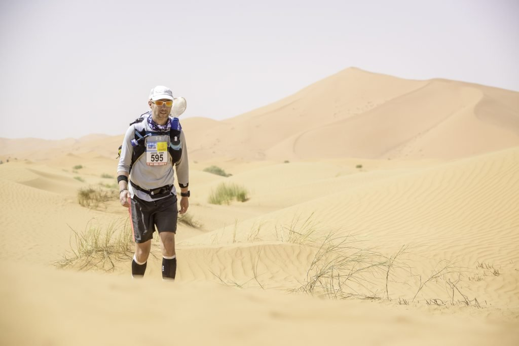 Marathon Des Sables length