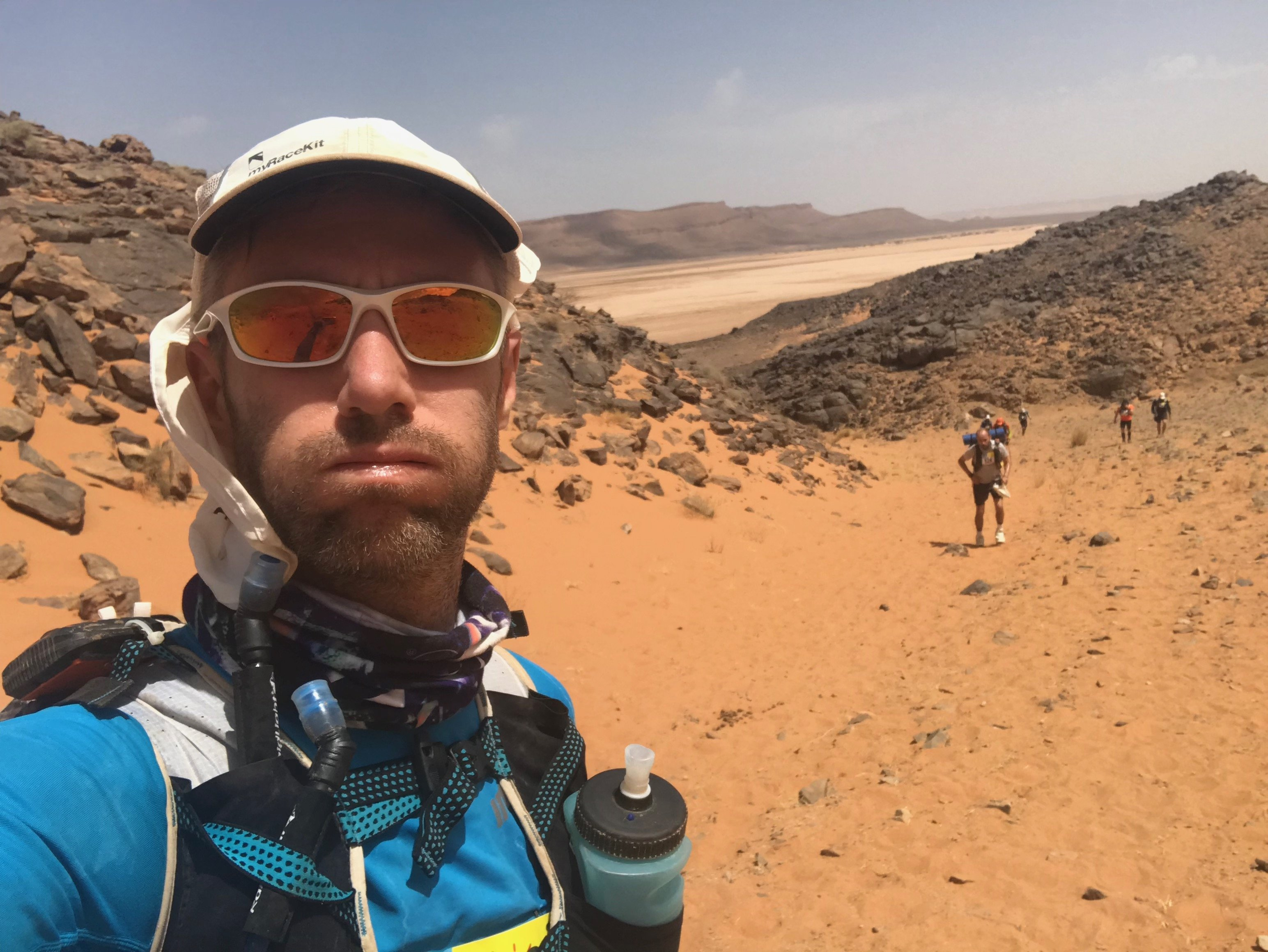Marathon Des Sables review