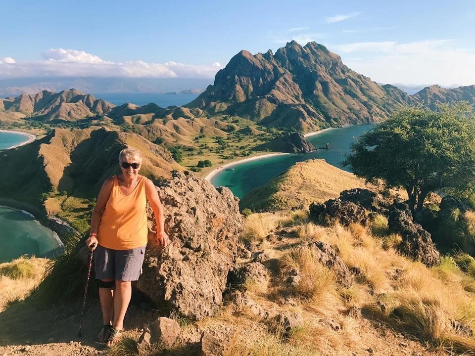 Hiking in South East Asia
