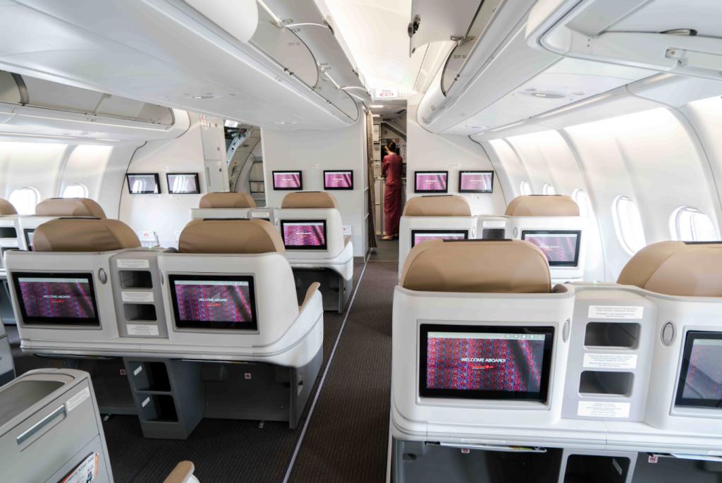 Thai Lion Air Review