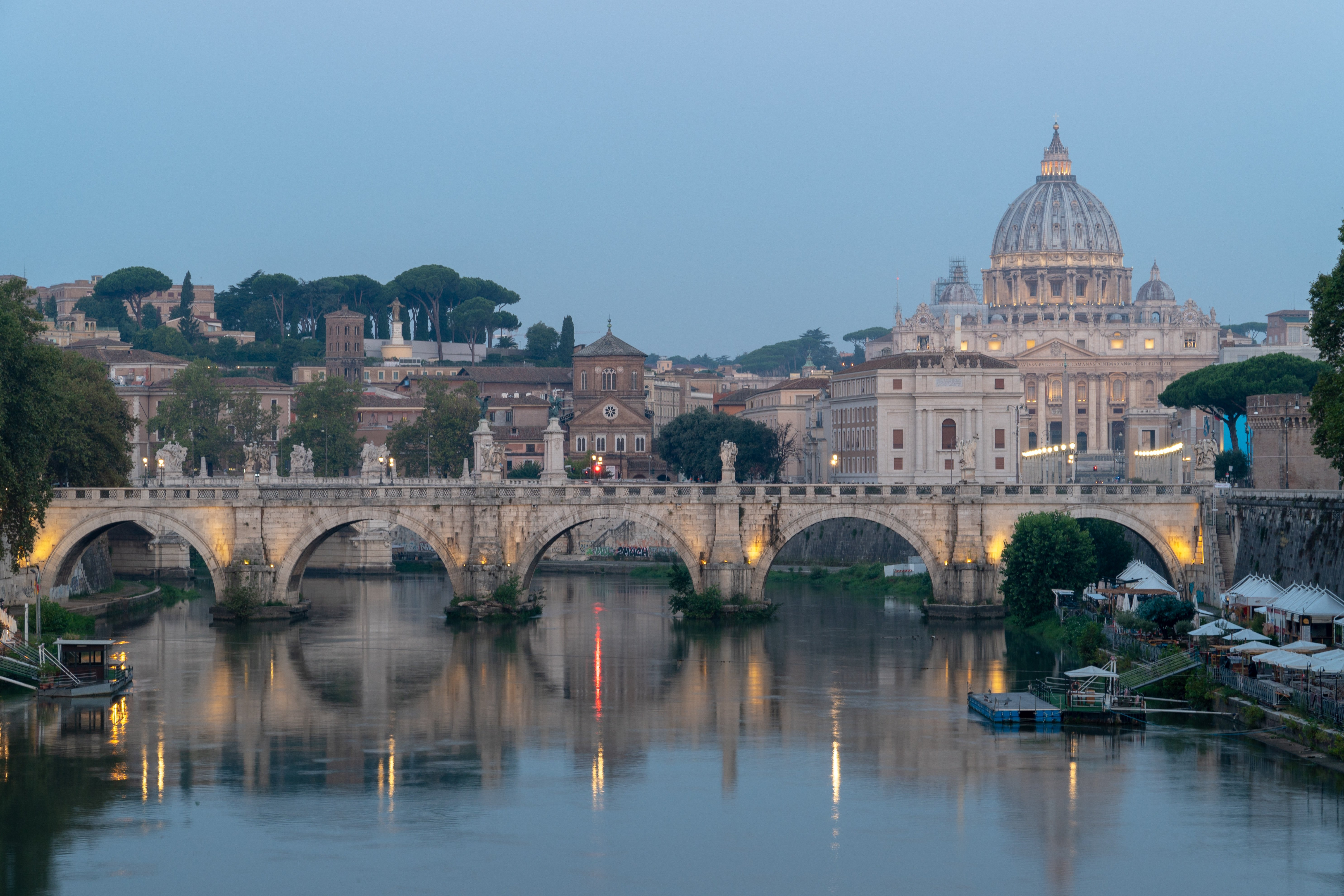 What is the Vatican City