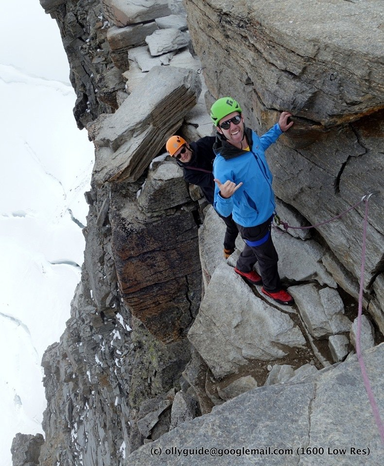 how to climb Mont Blanc