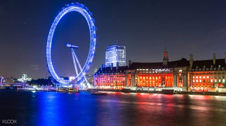 1 Day Itinerary London