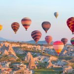 Come To Turkey With Me, Help Empower Women and Ride A Hot Air Balloon in Cappadocia