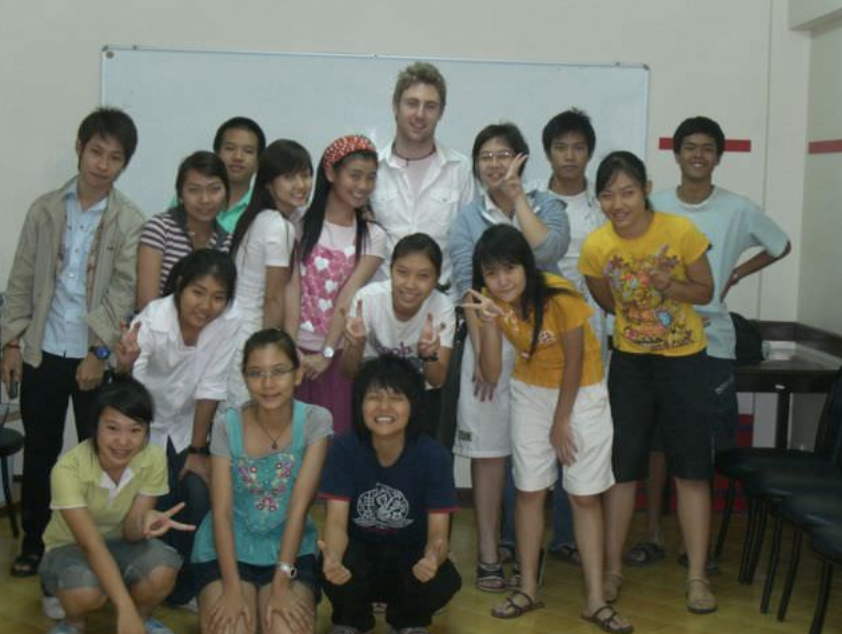 Teaching English in Chiang Mai, Thailand