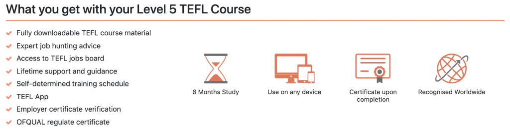 The Best online TEFL course