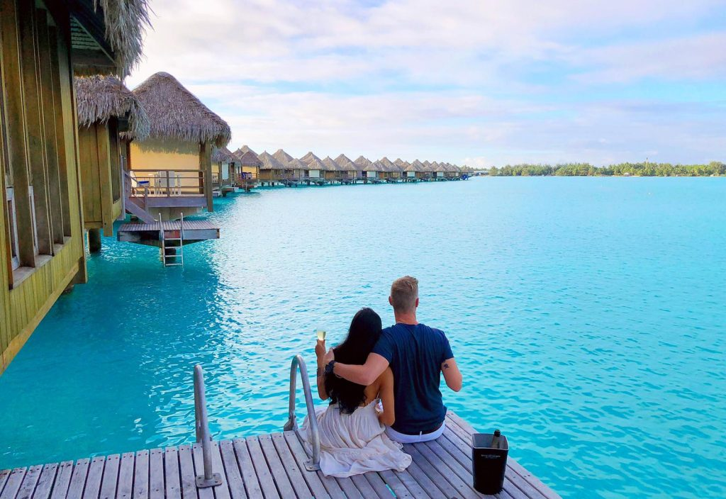 Our Bora Bora proposal