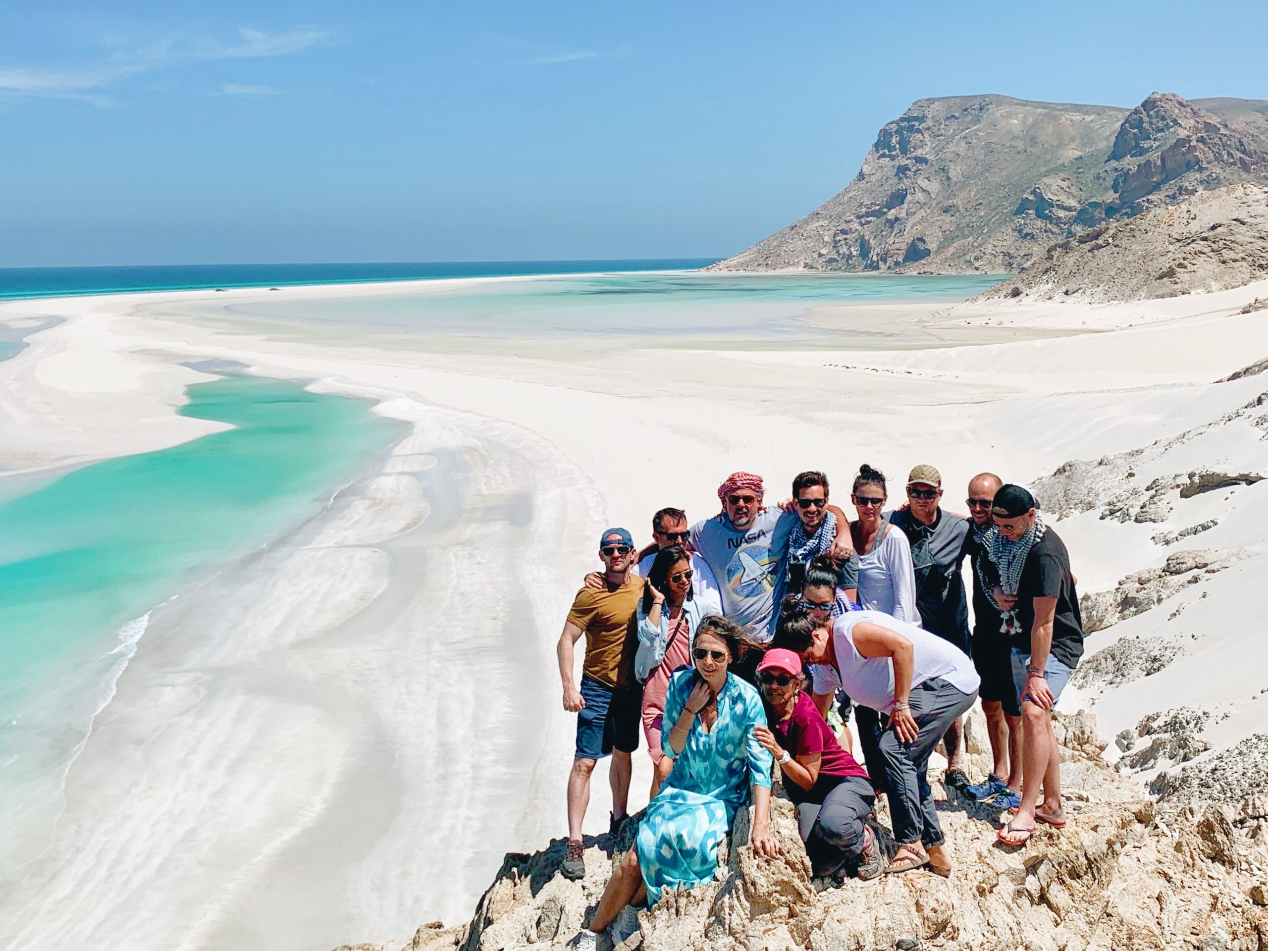 Tour to socotra