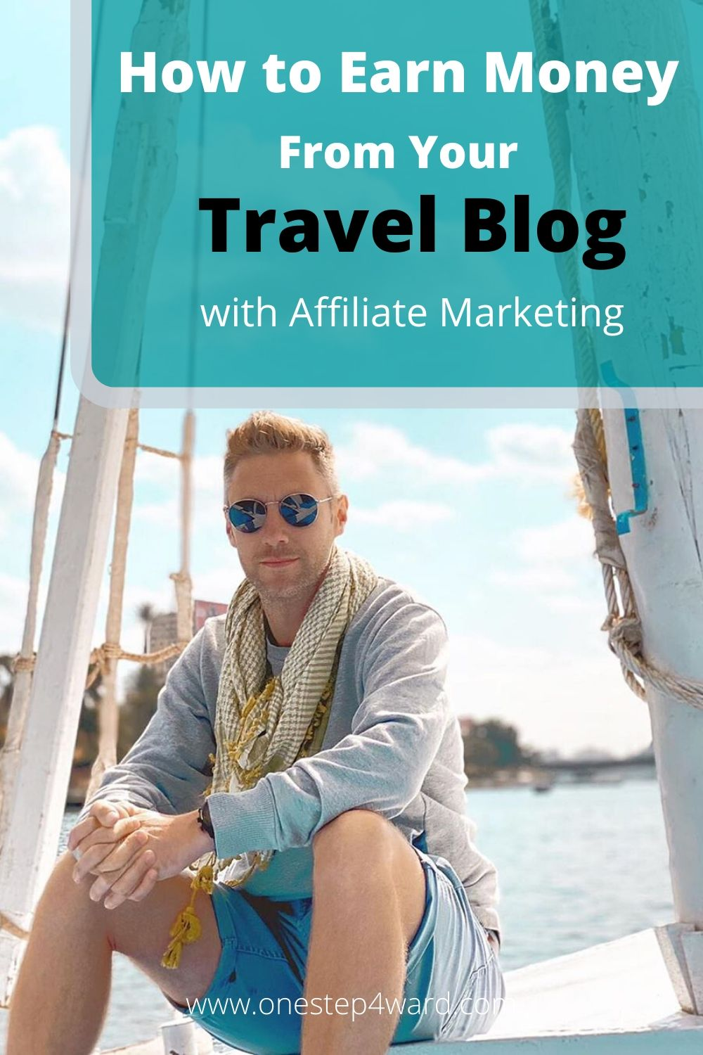 how to earn money from your travel blog with affiliate marketing