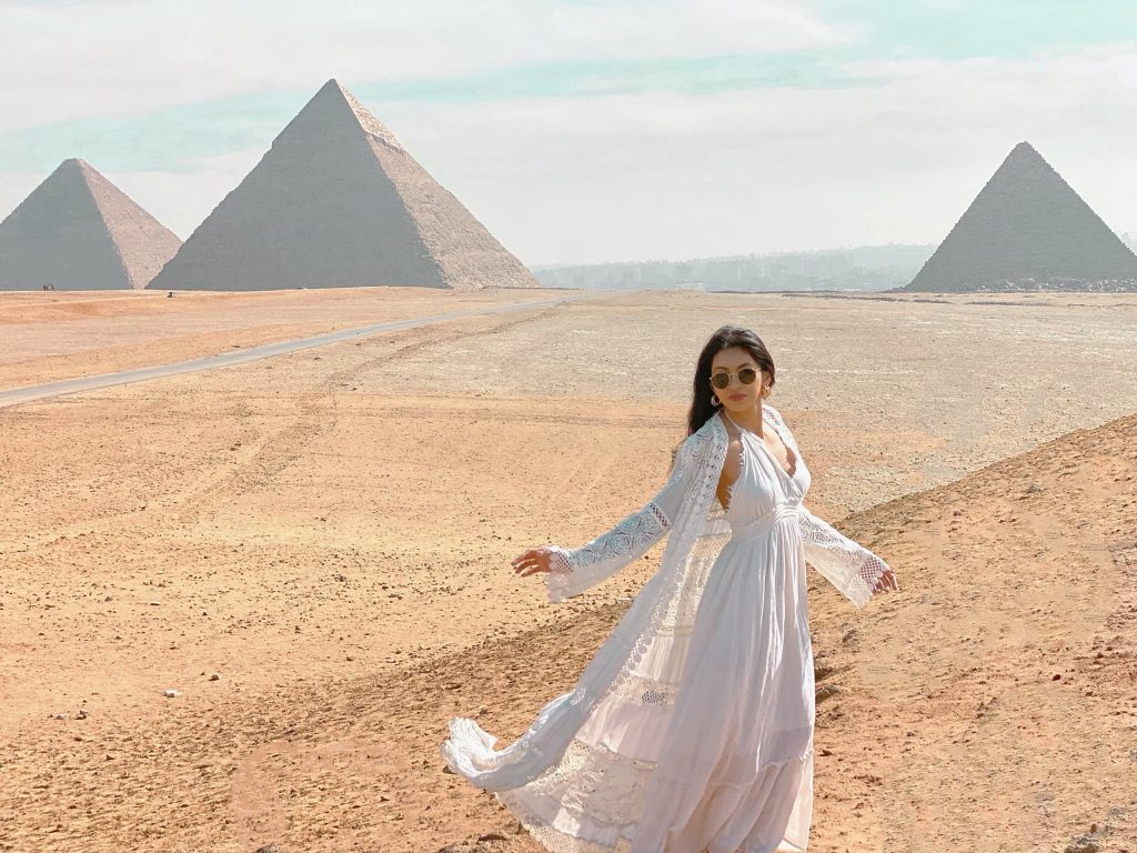 Best photo spots at the Pyramids