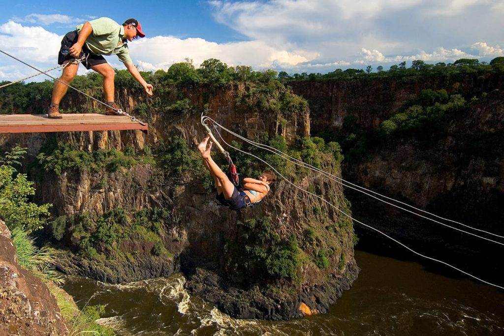 Victoria Falls things to do