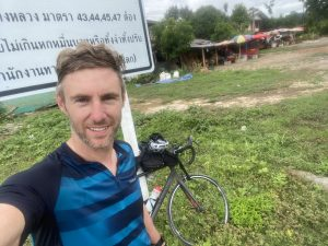 Cycling in Thailand