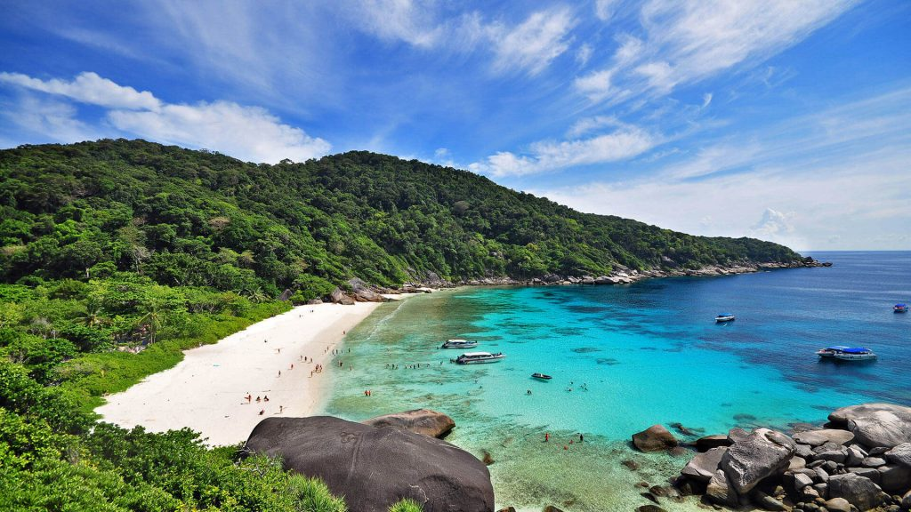 Khao Lak to Similan Islands