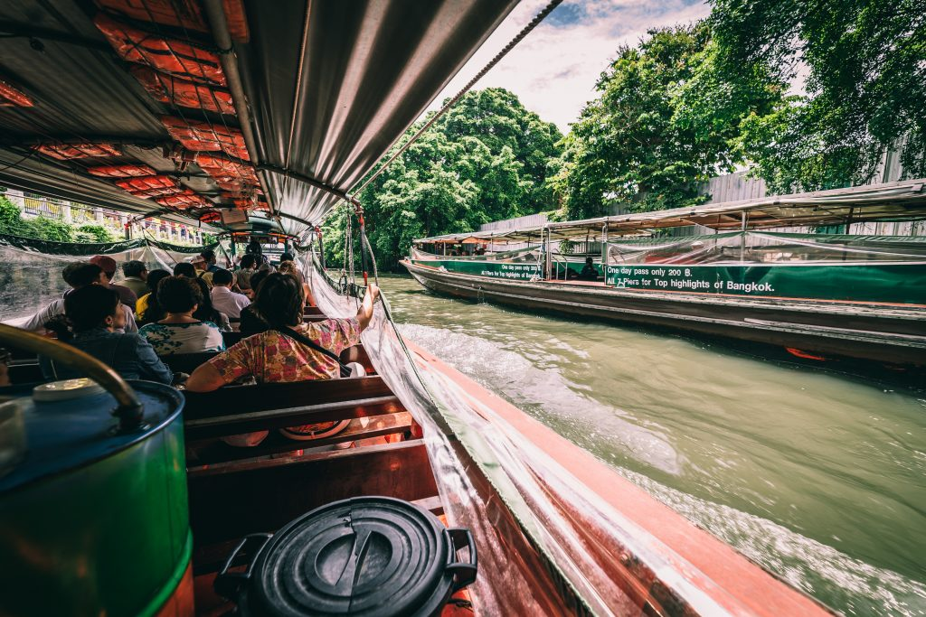 4 days in Bangkok