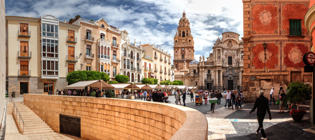 Things to see in Murcia