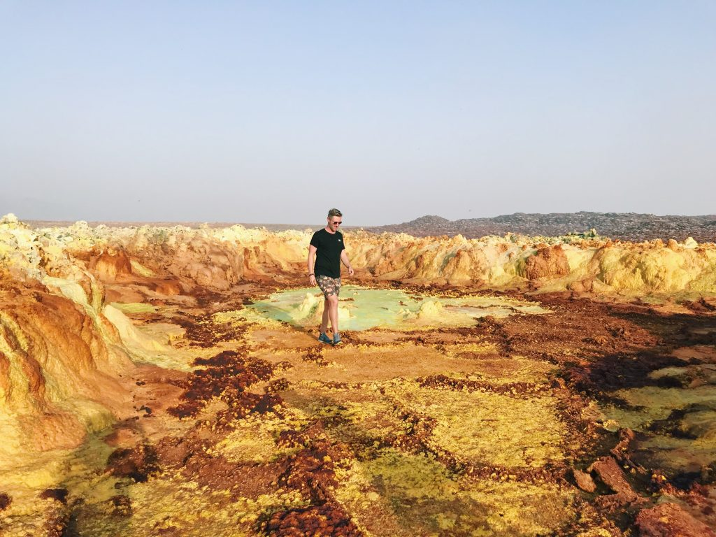 How to visit the Danakil Depression