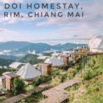 Visiting Mon Jam, Chiang Mai; How To Escape to the Mountains Glamping