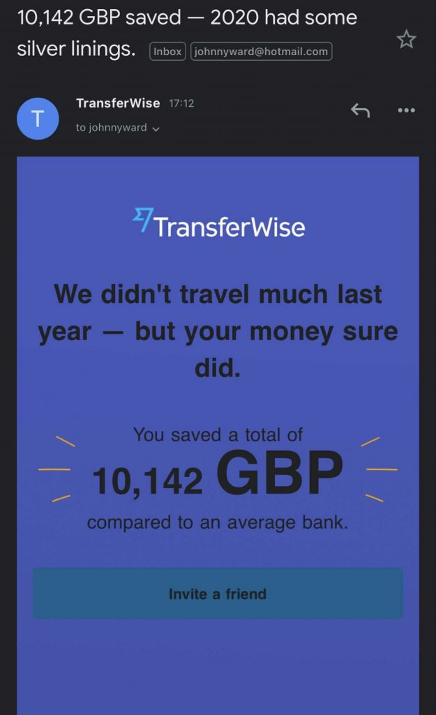 Wise multi currency account review